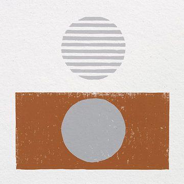 Reflectie II, Moira Hershey van Wild Apple