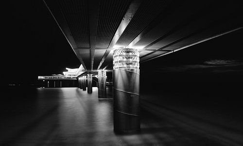 under the bridge van Werner Reins