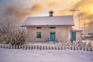 Winterhaus von Marc Hollenberg