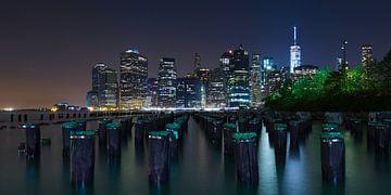 Brooklyn Bridge Park von Harro Jansz