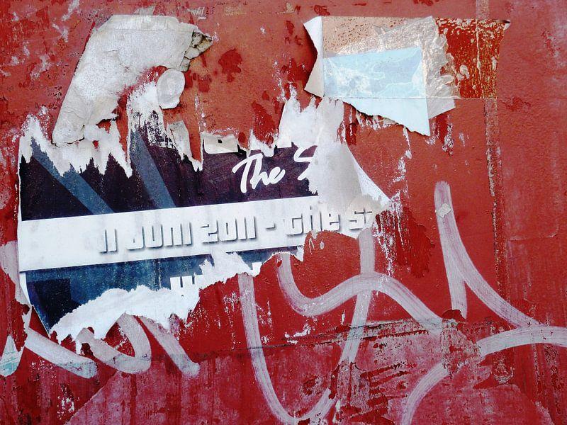 Urban Abstract 47 van MoArt (Maurice Heuts)