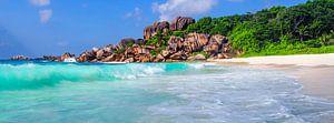 Grand Anse, La Dique - Seychelles