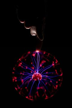 Teslabol ou Plasmabol sur Arnold van Rooij