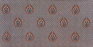 Vintage Batik Sarong aus Java. Sauberer Schnitt. von Floris Kok
