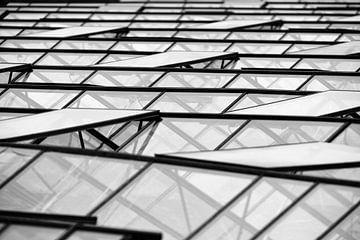Zee van glas in het Westland van Georges Hoeberechts