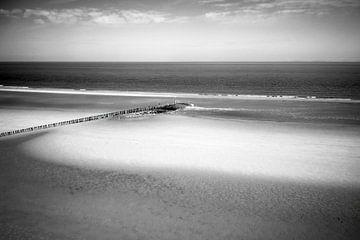 De eenzame kust van Marloes van Pareren