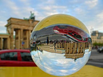 Brandenburger Tor, Straße des 17. Juni van schroeer design