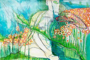 SYNERGIE I von Vera Weber