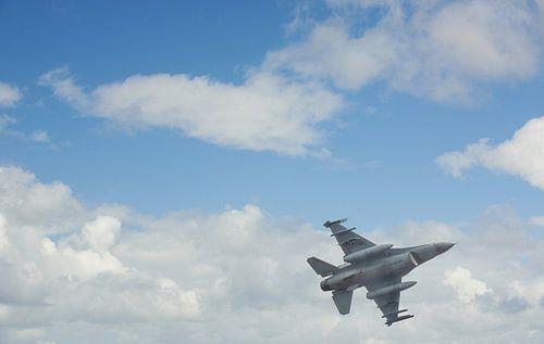 F-16 Fighting Falcon Multirole Fighter van
