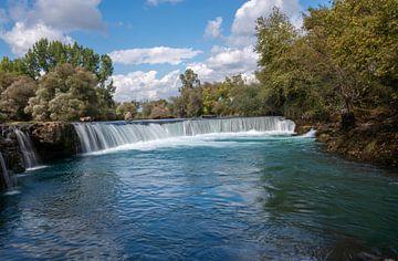 Manavgat-Wasserfall von Jamy Danen