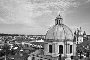 Uitzicht in Praag