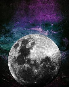 MOON under MAGIC SKY VI