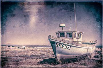Fischerboot RX303 von Marcel van Kan