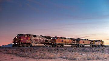 Santa Fe Trail van Kurt Krause