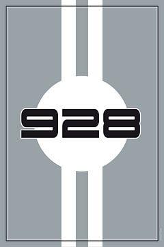 Porsche 928, racewagenontwerp van Theodor Decker