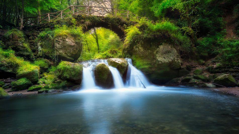 Waterval uit een droom