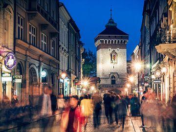 Krakow - Florianska van Alexander Voss