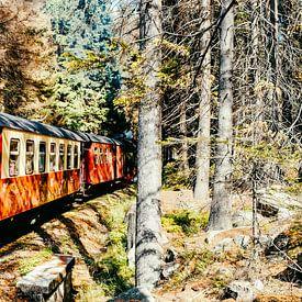 Brockenbahn von Heiko Westphalen