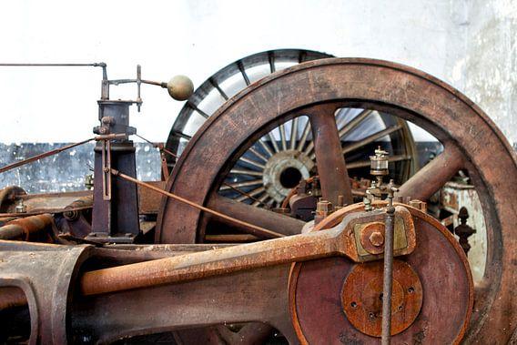 Serie 'Steam' 1/7 van Rick van der Poorten