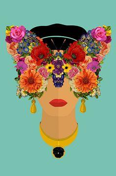 Frida's Sommerfest von Rudy en Gisela Schlechter