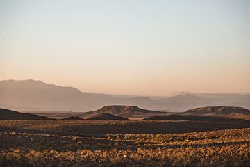Sonnenuntergang Marokko von Jarno Dorst