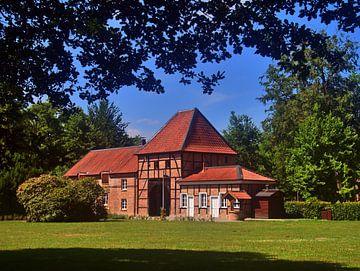 Schloss Sythen 4 von Edgar Schermaul