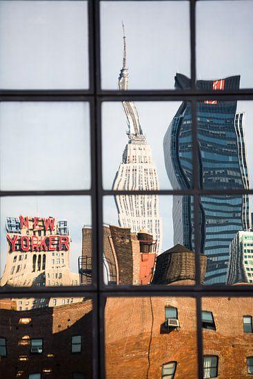 The New Yorker reflectie van Jean-Paul Wagemakers