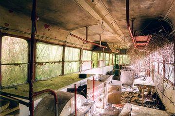 Keuken in de Bus. van Roman Robroek