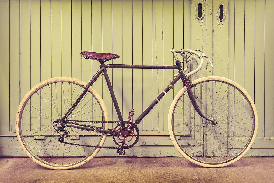 Das vintage Rennrad von Martin Bergsma
