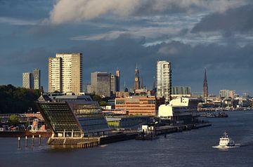 Haven van Hamburg van Iris Heuer