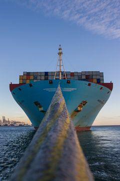 Towing vessel van Rob Altena