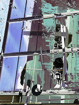 Urban Mix 3 sur MoArt (Maurice Heuts)
