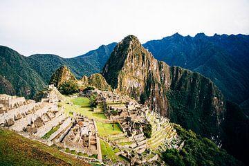 Machu Picchu Peru van Suzanne Spijkers