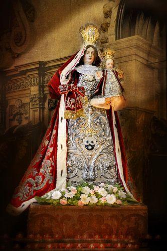 Maria mit dem Jesuskind von