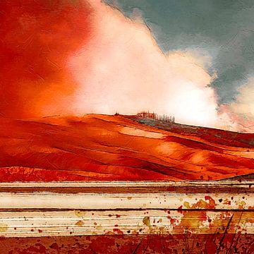 Italian sunset von Andreas Wemmje