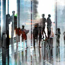 Small Talk, digital design van Kirsti's Kunst