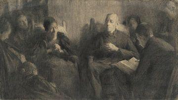 Bibellektüre, Pierre Jacques Dierckx