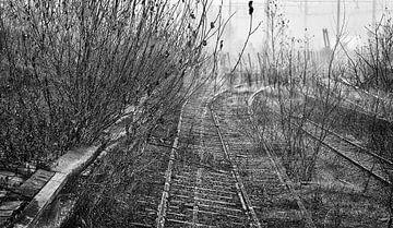 Onbegaanbaar, oneindig spoor von Henk van Brecht