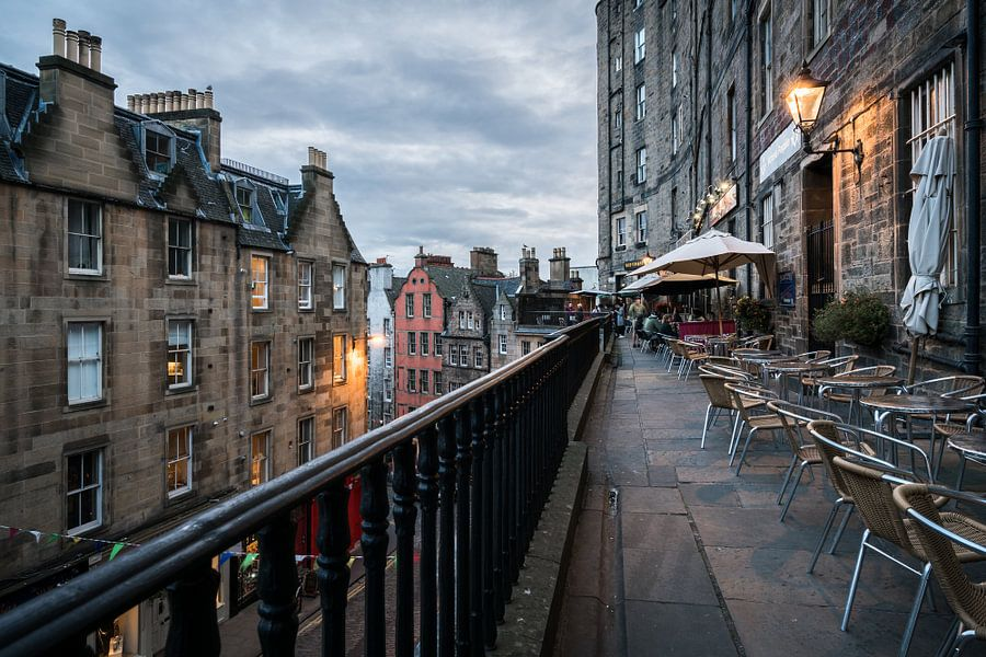 Victoria Terrace van Scott McQuaide