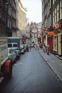 1959 - Amsterdam Zeedijk von