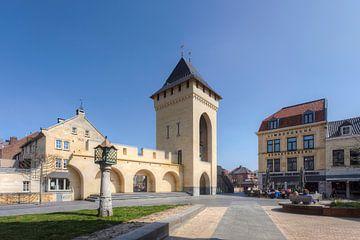 Nieuwe Geulpoort in Valkenburg van John Kreukniet