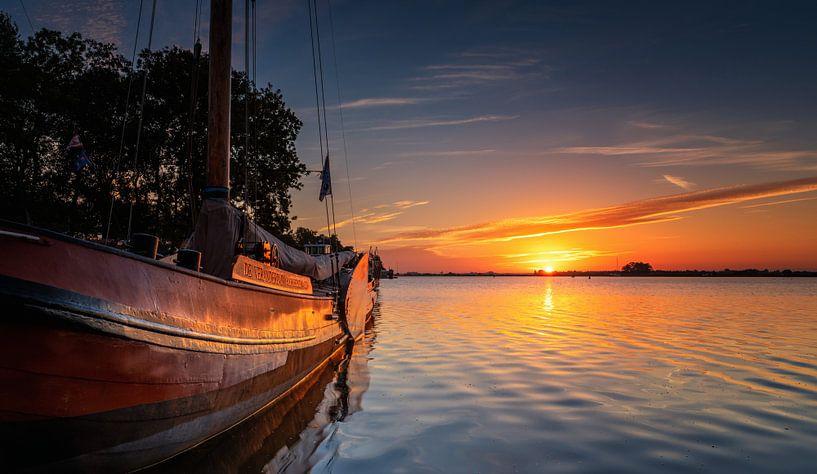 Goedemorgen Friesland van Sander Peters Fotografie