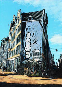 Amsterdam: de Jordaan sur Dutch Digi Artist