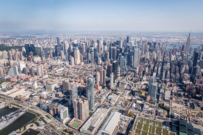 Manhattan, New York van Johan van Venrooy