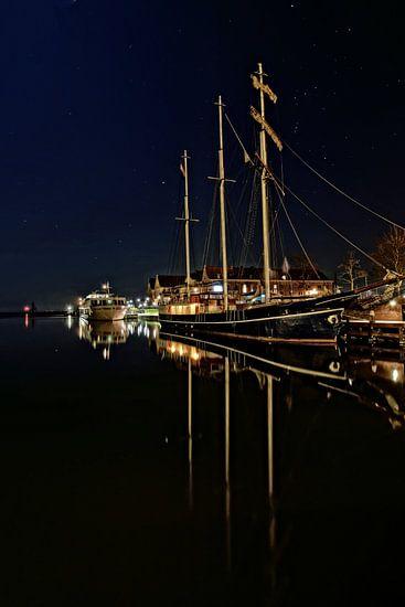 tallship harbour hoorn van rene schuiling