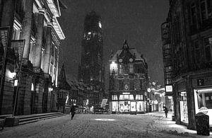 Utrecht in de Sneeuw van