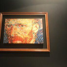 Kundenfoto: Vincent van Gogh Portret von Maurits Simons, auf leinwand