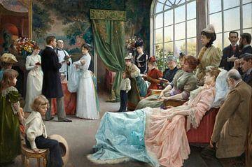Die Taufe, Julius LeBlanc Stewart