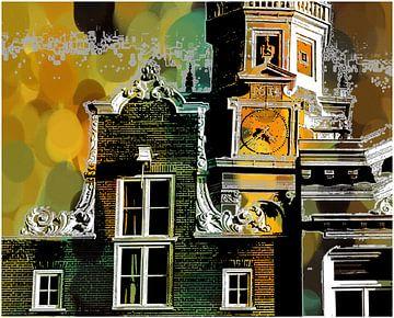 AMSTERDAM Zuiderkerk sur