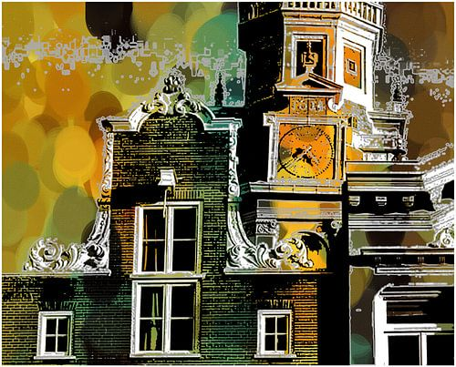 AMSTERDAM Zuiderkerk van